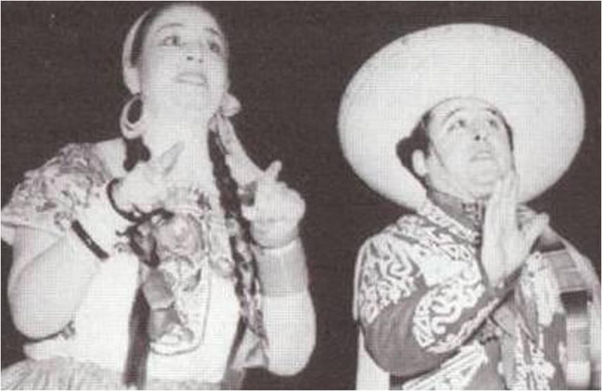 Oiremos autenticas joyas discográficas con La bella Netty y Jesús Rodríguez
