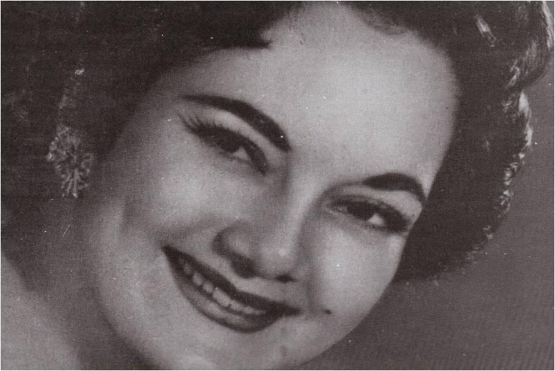 Marina Herrera Aragón, Marilú o La muñequita, nació en Cárdenas, San Luis Potosí