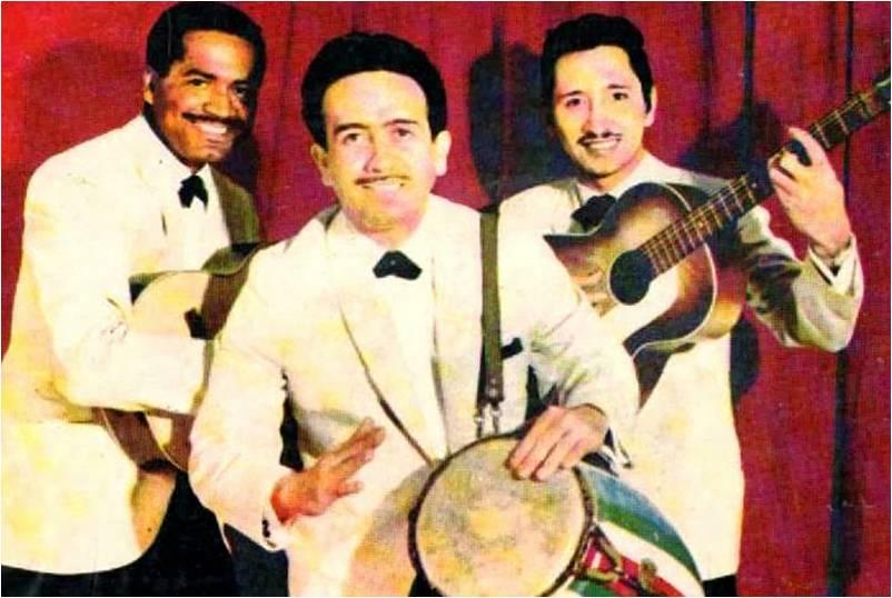 Trío Los Isleños en Una canción colombiana para el mundo