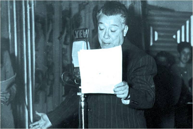 Joaquín Pardavé en La Cadena del Recuerdo a 118 años de su nacimiento