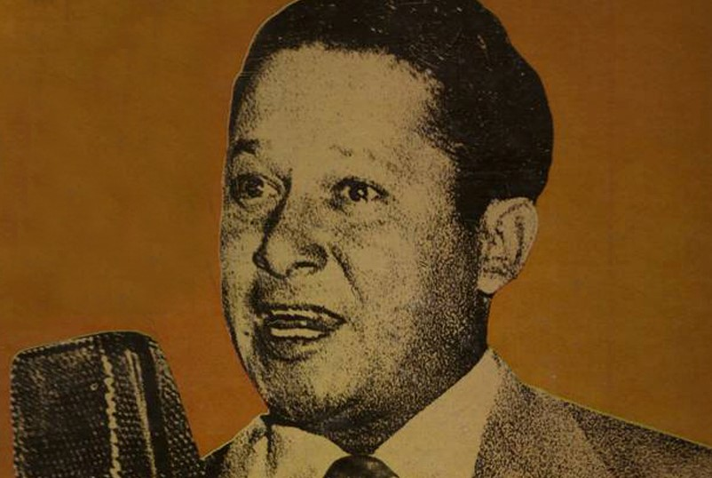 Recodaremos la voz bolerística y vernácula del guerrerense Fernando Rosas