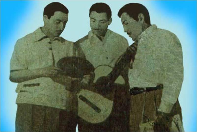 Alberto Cervantes, grabaciones como solista y con su Trío Cervantes