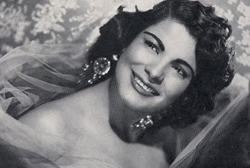 Juanita García, cantante texana que grabó para sello Falcon