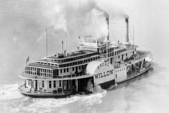 Canciones de medios de transporte: El barco de vapor