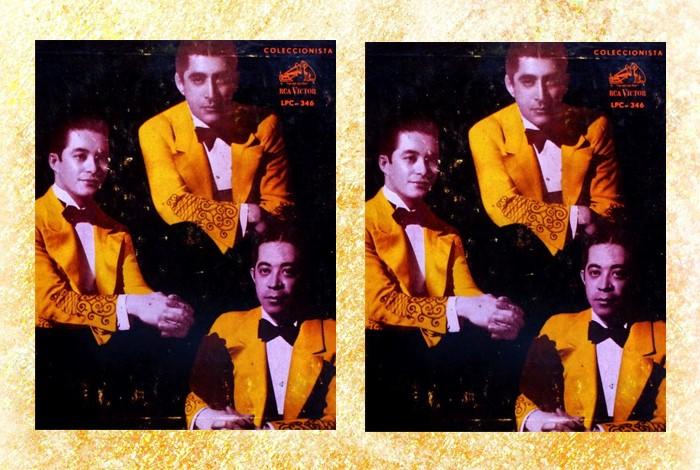En la sección La Cadena del recuerdo, Los Hermanos Hernández, desde Colombia