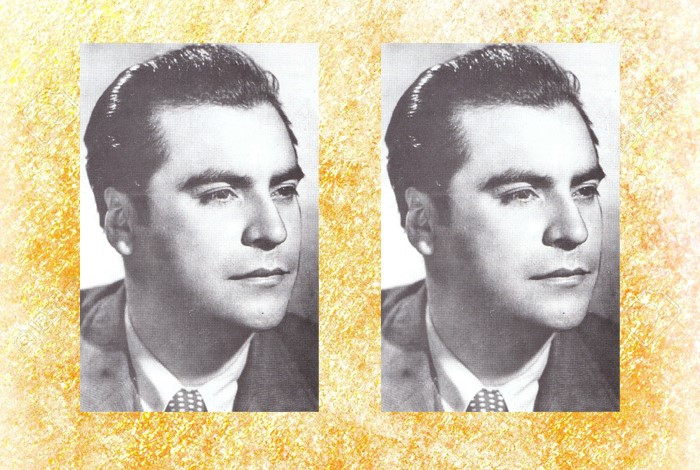 En la sección Ay Jalisco no te rajes, semblanza de otro artista invitado: Roque Carbajo