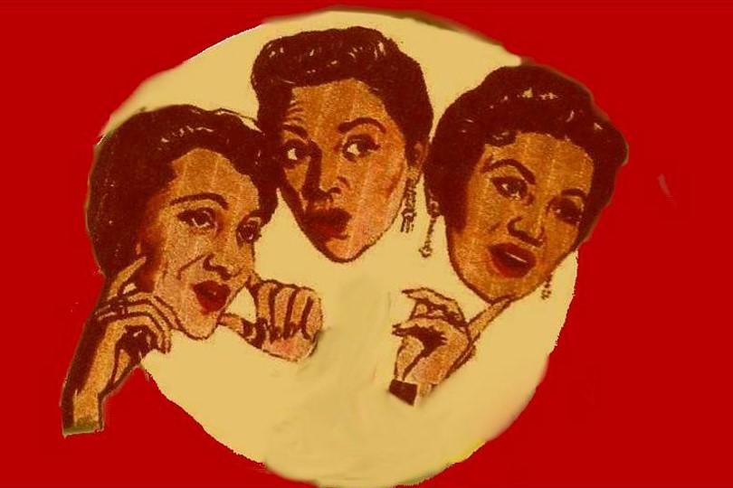 En la sección Ay Jalisco no te rajes, semblanza de Las Hermanas Montoya