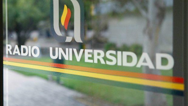 Escuche Hasta que el Cuerpo Aguante por Radio Universidad de Aguascalientes