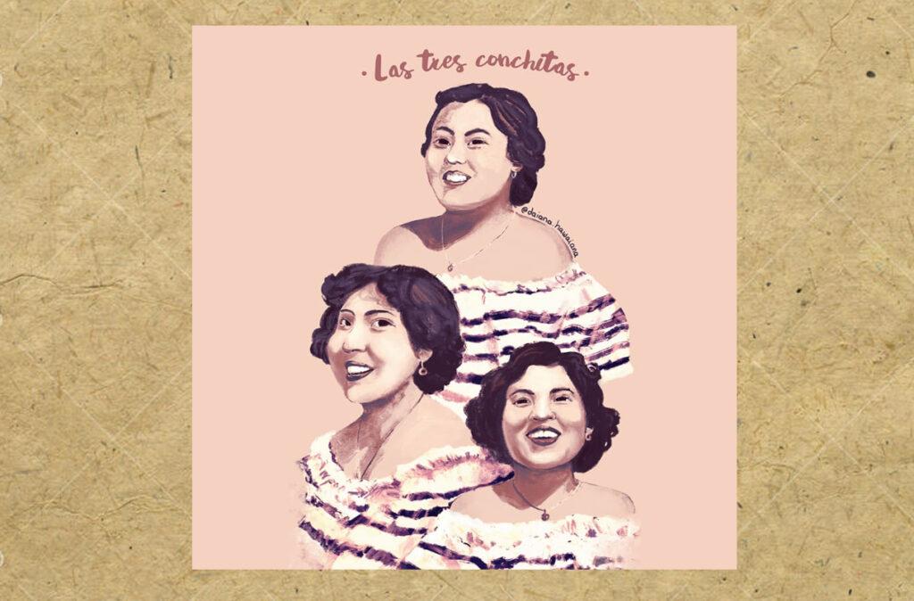 Este viernes 17 de septiembre de 2021 presentaremos a las Tres Conchitas, trío de excelentes cantantes nacidas en Tampico, Tamaulipas.